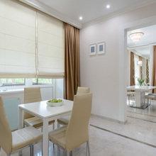 Фото из портфолио Белая кухня в классическом стиле – фотографии дизайна интерьеров на INMYROOM