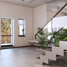Фото из портфолио Современный дизайн в элитном коттеджном городке – фотографии дизайна интерьеров на INMYROOM