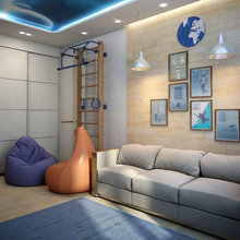 Фото из портфолио Комната для подростка. – фотографии дизайна интерьеров на InMyRoom.ru