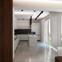 Фото из портфолио Дизайн дома в Риге – фотографии дизайна интерьеров на InMyRoom.ru