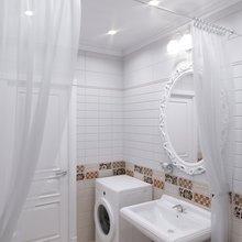 Фотография: Ванная в стиле Кантри, Квартира, Дома и квартиры, IKEA, Проект недели, Деревенский – фото на InMyRoom.ru
