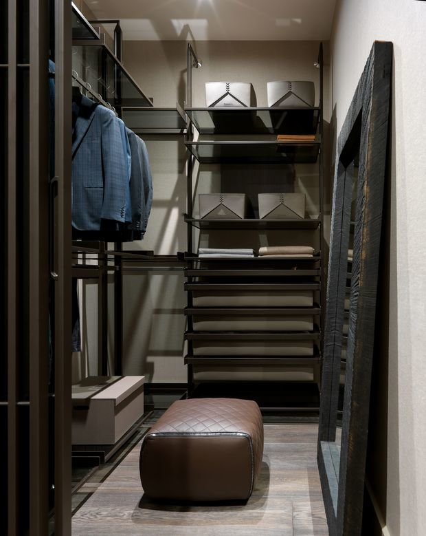 Фото из портфолио Квартира 230м в Заречье – фотографии дизайна интерьеров на INMYROOM