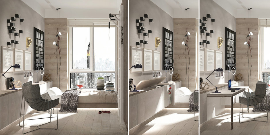 Фотография: Гостиная в стиле Классический, Эклектика, Декор интерьера, Квартира, Белый, Проект недели, Бежевый – фото на InMyRoom.ru