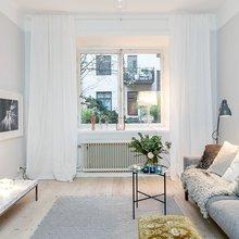 Фото из портфолио Högalidsgatan 48 C, Södermalm – фотографии дизайна интерьеров на InMyRoom.ru