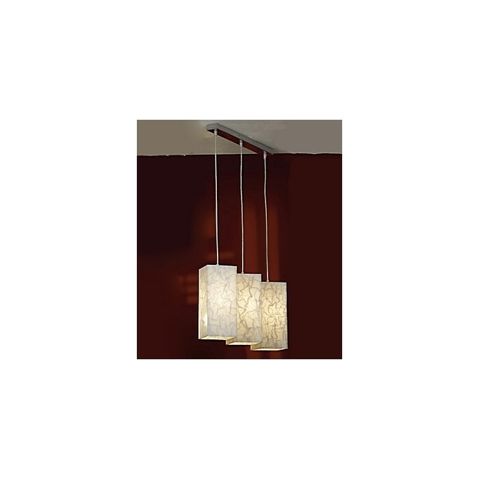 Подвесной светильник LUSSOLE MONFANDI