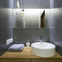 Фото из портфолио Квартира в Киеве от Lugerin Architects – фотографии дизайна интерьеров на InMyRoom.ru