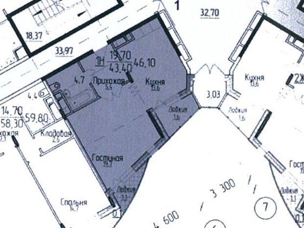 ищем дизайнера для квартиры нестандартной формы