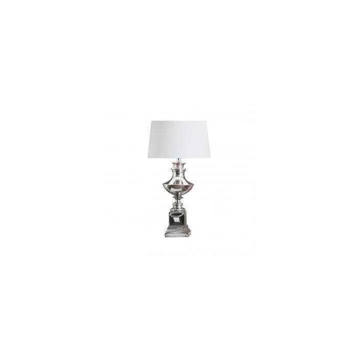 Настольная лампа Nickel Trophy Table Lamp