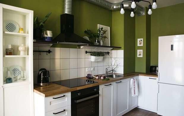 Фотография: Кухня и столовая в стиле Скандинавский, Гид – фото на INMYROOM