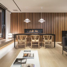 Фото из портфолио Penthouse in Barcelona – фотографии дизайна интерьеров на INMYROOM