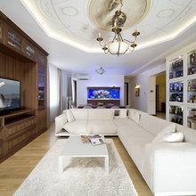 Фото из портфолио Роскошь с привкусом виски – фотографии дизайна интерьеров на InMyRoom.ru