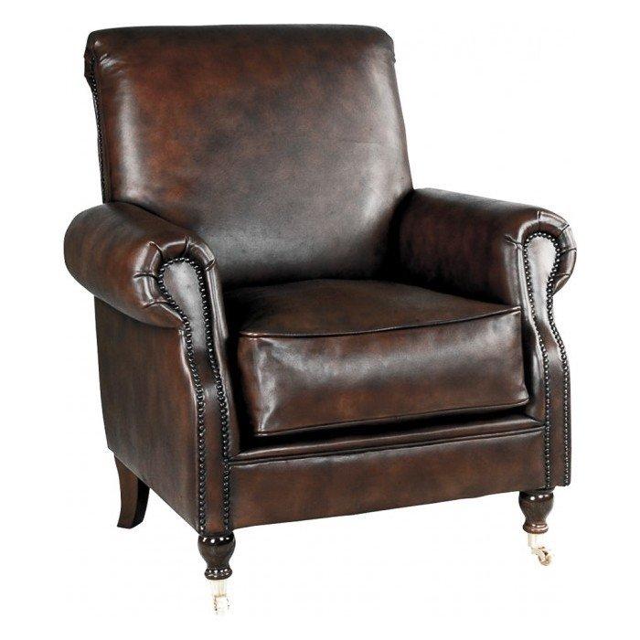 """Кожаное кресло """"Fabien"""""""