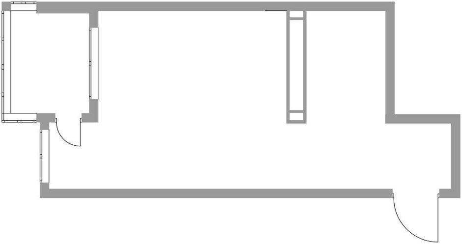 Фотография: Планировки в стиле , Квартира, Студия, Россия, BoConcept, Eichholtz, Tom Dixon, iM, Vitra, Белый, Проект недели, Бежевый, Синий, Голубой, Akzonobel, ИКЕА, Подмосковье, Kahrs, Poliform, Bork, Laufen Palomba Collection, Vives, Новые Вешки, Centrsvet, Orbita Mini, Clarke & Clarke, Beed, Eco Wallpaper, Manifatture Ceramiche, Poetry Sofa, Карина Шабуневич, Студия недели – фото на InMyRoom.ru