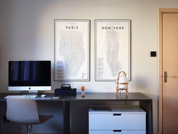 Фотография: Кабинет в стиле Скандинавский, Декор интерьера, Швеция, Стокгольм – фото на INMYROOM