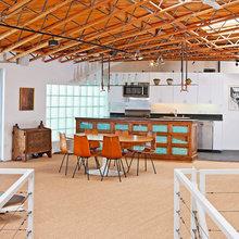 Фотография: Гостиная в стиле Кантри, Современный, Дома и квартиры, Интерьеры звезд – фото на InMyRoom.ru