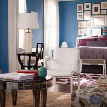 Фотография: Спальня в стиле Кантри, Декор интерьера, Дома и квартиры, Интерьеры звезд – фото на InMyRoom.ru