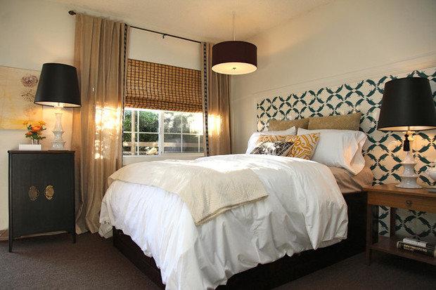 Фотография: Спальня в стиле Классический, Интерьер комнат – фото на InMyRoom.ru