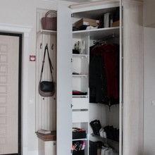 Фото из портфолио Гостиная и прихожая в классическом стиле  – фотографии дизайна интерьеров на INMYROOM