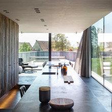 Фото из портфолио Стеклянный дом в Бельгии – фотографии дизайна интерьеров на INMYROOM
