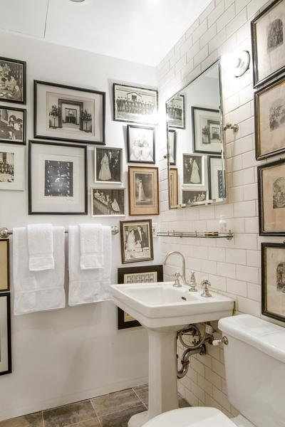Фотография: Декор в стиле Прованс и Кантри, Ванная, Интерьер комнат – фото на InMyRoom.ru