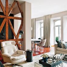 Фото из портфолио Квартира в Лиссабоне – фотографии дизайна интерьеров на INMYROOM