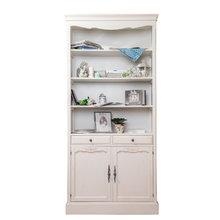 Шкаф с 2-мя ящиками и дверками
