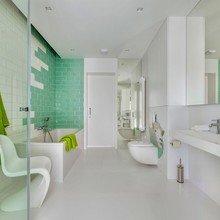 Фото из портфолио Двухэтажная квартира – фотографии дизайна интерьеров на INMYROOM