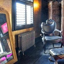 Фотография: Мебель и свет в стиле Эклектика, Дом, Дома и квартиры – фото на InMyRoom.ru