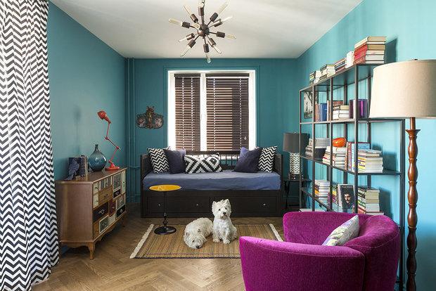 Фотография: Гостиная в стиле Скандинавский, Советы, мебель для маленькой гостиной, Hoff, HOFF, мебель – фото на INMYROOM