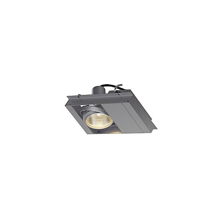 Светильник подвесной SLV Aixlight Pendant System серебристый