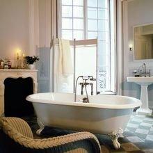 Фотография: Ванная в стиле Кантри, Декор интерьера, Квартира, Дом – фото на InMyRoom.ru