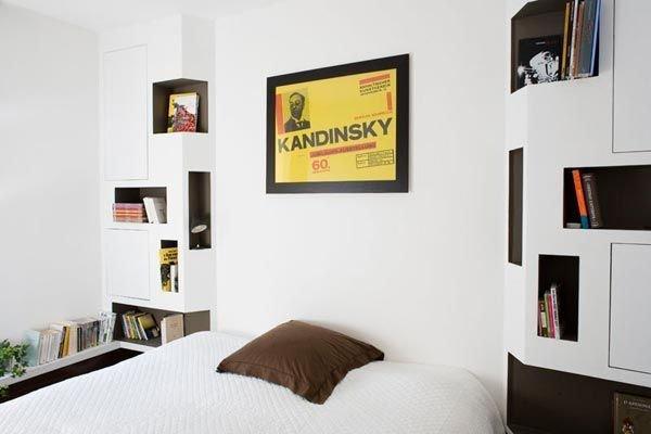 Фотография: Спальня в стиле Скандинавский, Декор интерьера, Хранение, Стиль жизни, Советы – фото на InMyRoom.ru