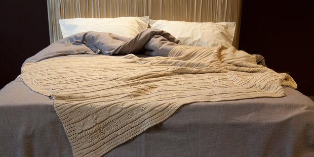 Фотография: Спальня в стиле Современный, Декор интерьера, Текстиль, Maison & Objet – фото на InMyRoom.ru