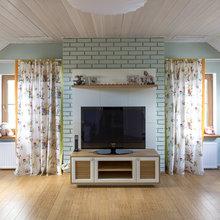 Фото из портфолио Дом для родителей – фотографии дизайна интерьеров на INMYROOM