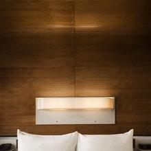 Фотография: Спальня в стиле Современный, Декор интерьера, Дома и квартиры, Городские места, Отель, Проект недели, Нью-Йорк – фото на InMyRoom.ru
