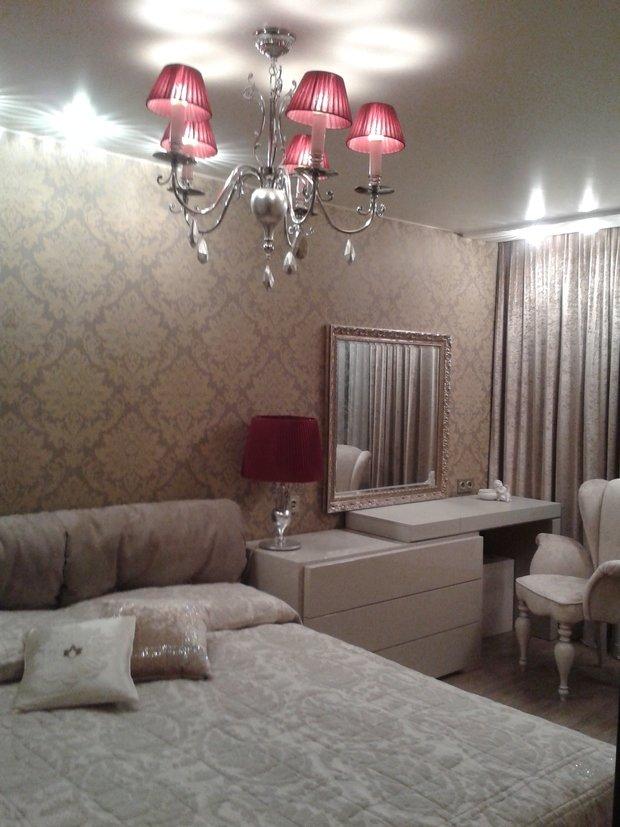 Фото из портфолио Спальня дамы. – фотографии дизайна интерьеров на INMYROOM