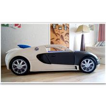 Фото из портфолио Уникальная детская кровать-машина BugaTTi Veyron от R.O.M.-Dekor – фотографии дизайна интерьеров на INMYROOM