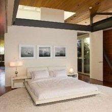Фотография: Спальня в стиле Минимализм, Интерьер комнат – фото на InMyRoom.ru