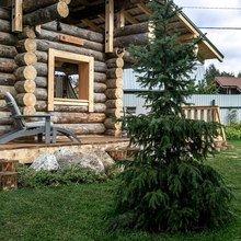 Фотография: Архитектура в стиле Кантри, Современный, Дачный ответ – фото на InMyRoom.ru