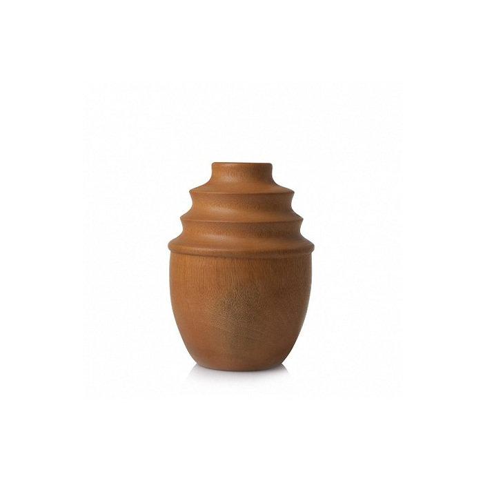 Ваза Dom Deco Mango wood