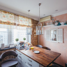 Фото из портфолио Квартира на Мичуринском – фотографии дизайна интерьеров на InMyRoom.ru