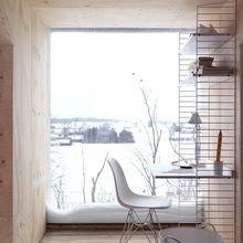 Фотография: Балкон, Терраса в стиле Скандинавский – фото на InMyRoom.ru