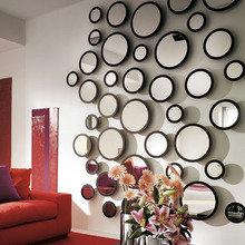 Фотография: Декор в стиле Современный, Декор интерьера, Дом, Декор дома, Зеркало – фото на InMyRoom.ru