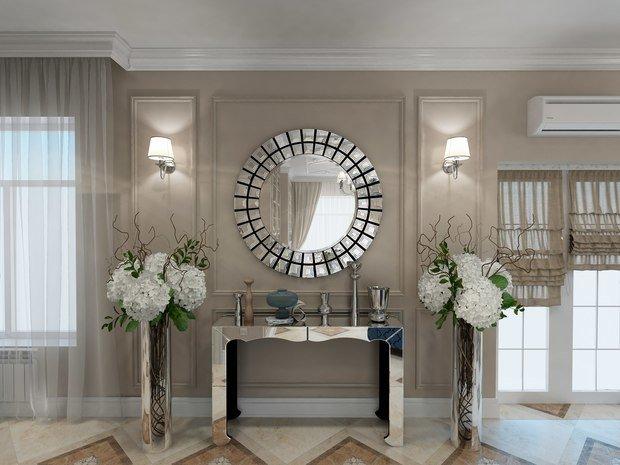 Фото из портфолио Дом на Гуселке (180 кв.м.) – фотографии дизайна интерьеров на INMYROOM