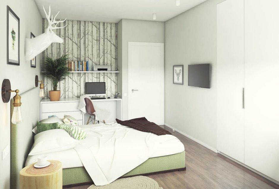 Фотография:  в стиле , Квартира, Проект недели, Светлана Старцева – фото на InMyRoom.ru