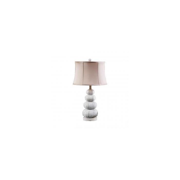 Лампа Resin sea urchin table lamp