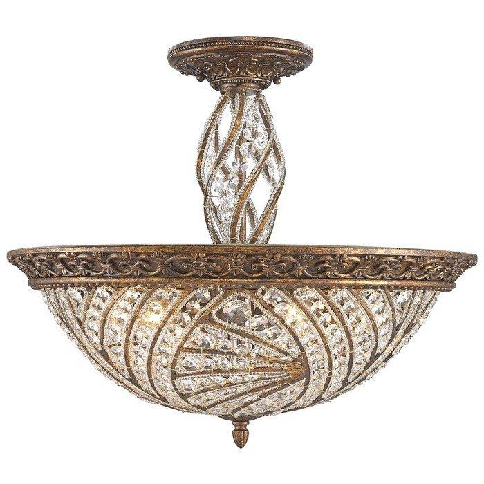 Подвесной светильник Omnilux в замковом стиле