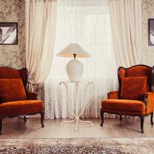 Фото из портфолио Гостиная в загородном доме. – фотографии дизайна интерьеров на InMyRoom.ru