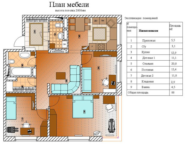 Фотография: в стиле , Квартира, Советы, Ремонт на практике, Андрей Лямин-Бородин – фото на InMyRoom.ru