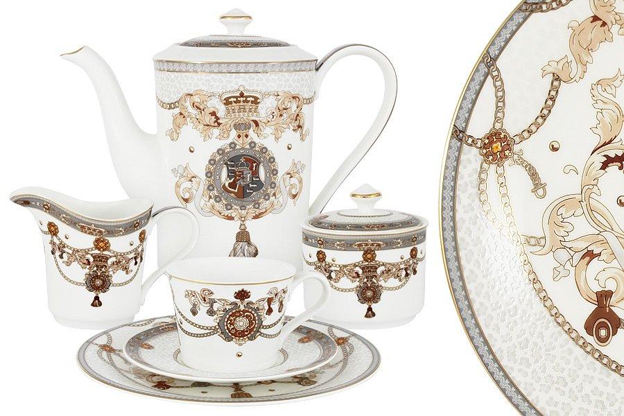 Чайный сервиз принц эдвард на шесть персон